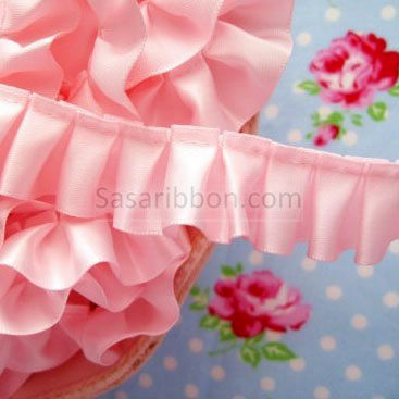 Pleated Ribbon